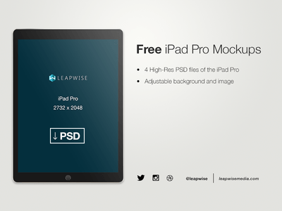 100 Best Apple Ipad Psd Mockups For Free Download 2020 Update