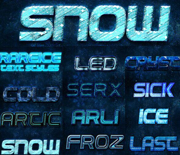 Free Snow Style