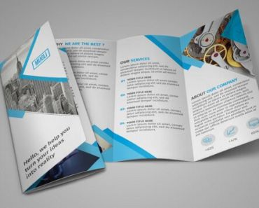 FREE Tri fold Brochure Template DOWNLOAD