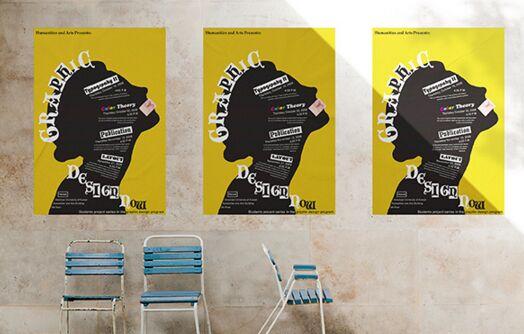 3 Urban Poster MockUps