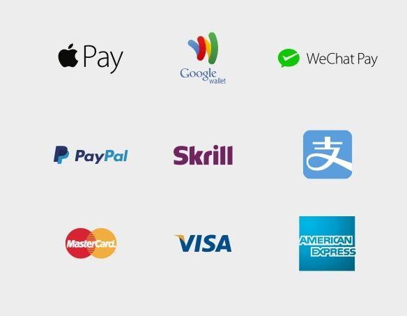 Payment Logos FREE Sketch File