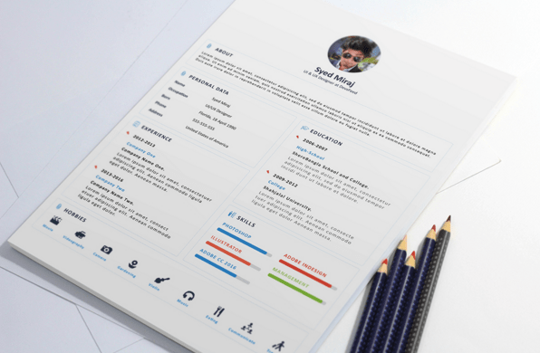 Resume Free Download