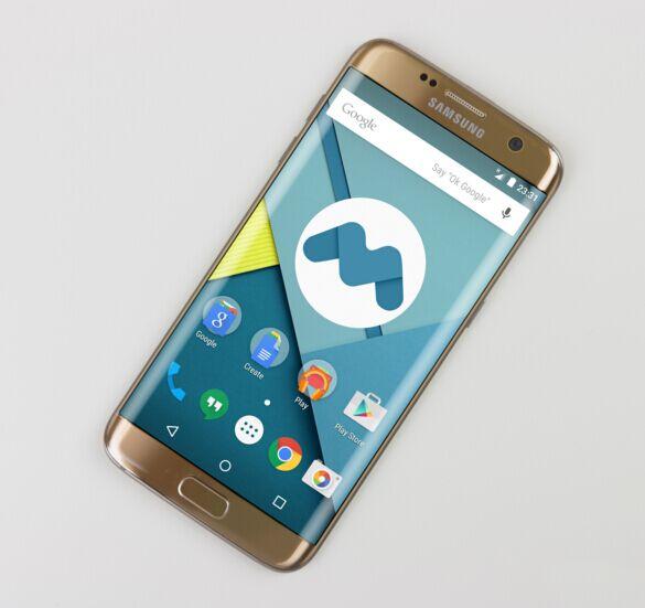 Samsung Galaxy S7 Edge Mockup Vol1