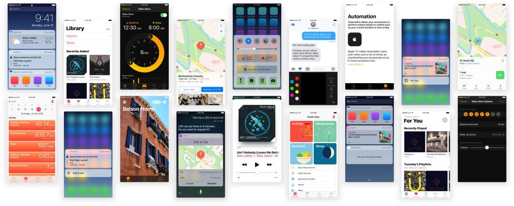 80+ Mobile UI Freebies For App Designers (2019 Update) - 365
