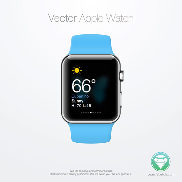 vector-apple-watch