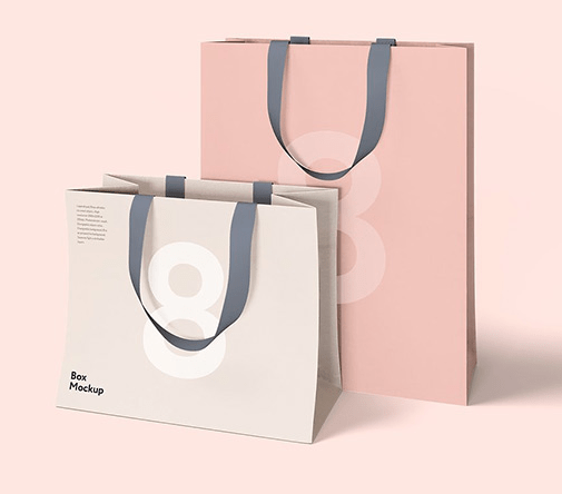 30+ Best Free Bag Mock-ups You Shouldn't Miss - 365 Web Resources