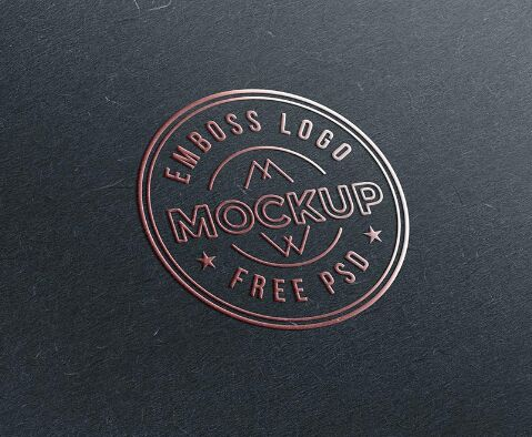 70+ Free Realistic Logo Mockup Templates - 365 Web Resources