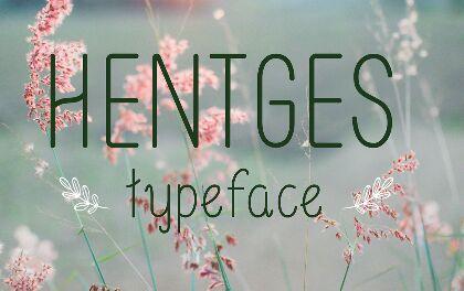 hentges-handwritten-font