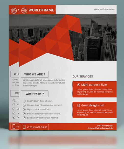 creative-flyer-template