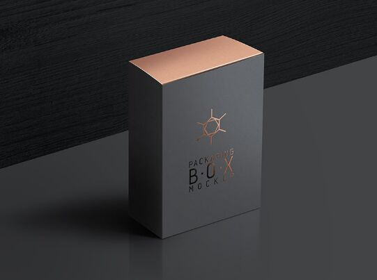 Packaging Product Box Mockup PSDs