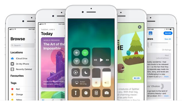 15 Full Free iOS GUI Kits For App Designers (2019 Update