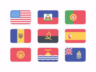 Flat Flags 227