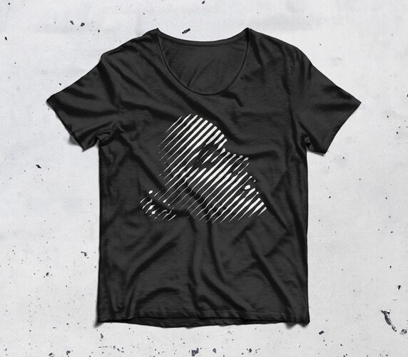 T-Shirt MockUp PSD #4