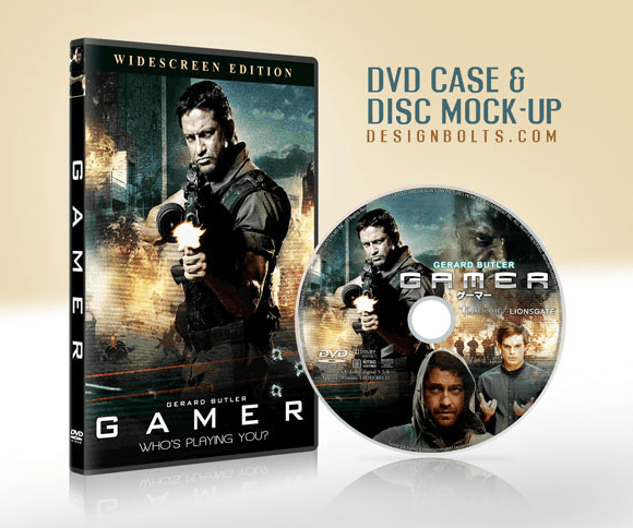 High Resolution eCover Action Scripts on CD
