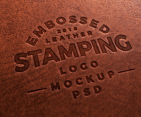 Embossed Leather Stamping Logo Mockup-min (1)