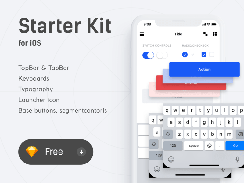 Starter Kit for iOS