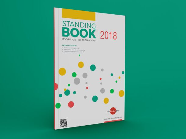 50+ Best Book Mockups & Templates For Free Download (2019