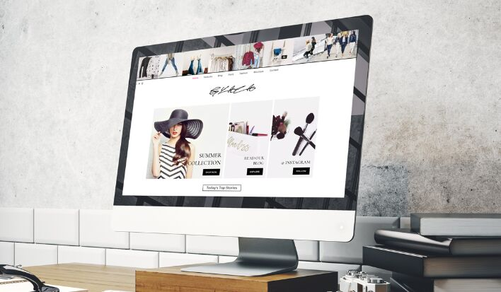 Free Website Screen Mockup PSD-min