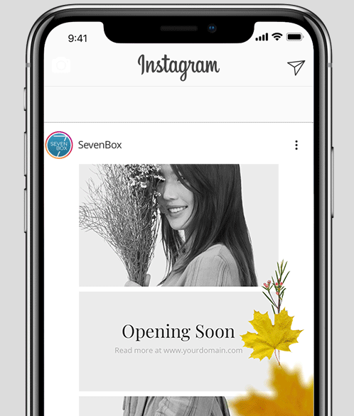Instagram Stories Template Free PSD-min