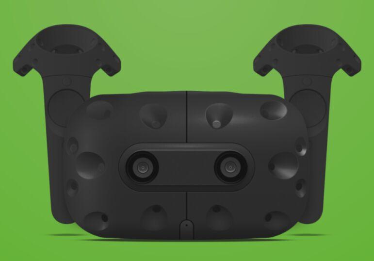 HTC Vive in Sketch
