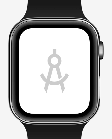 Pixel-precise Watch Series 4 Mockup