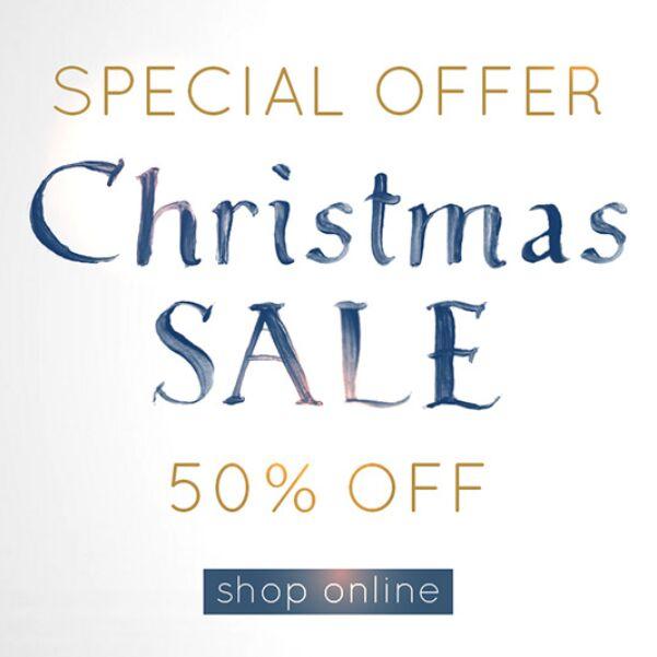 Free White Christmas SVG font
