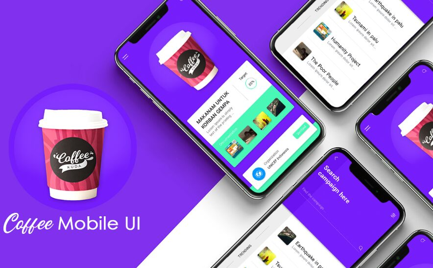 Brief New Trading App UI Kit