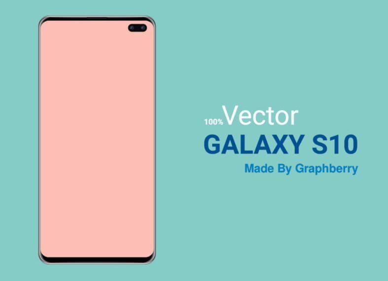 Vector Samsung S10