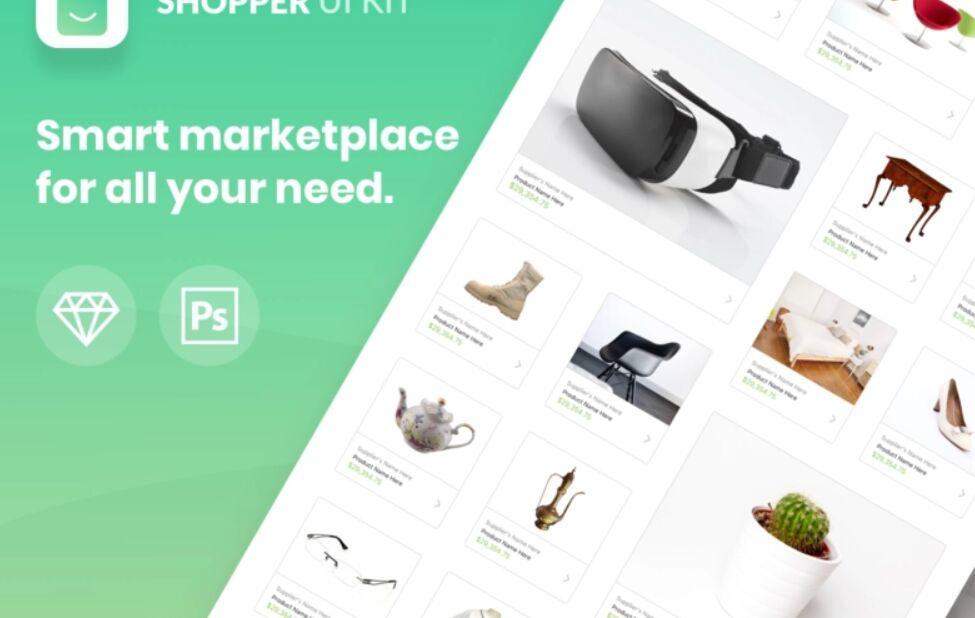 Shopper UI Kit