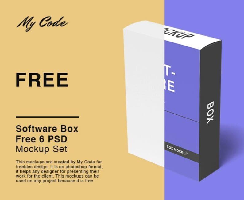 Free Software Mockups