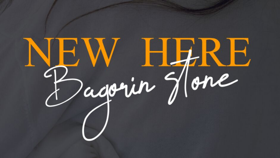 Bagorin Stone Script Font