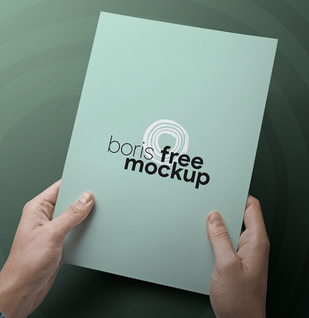Download 30+ Best Free A4 Paper Mockups You Must See (2020 Update ...