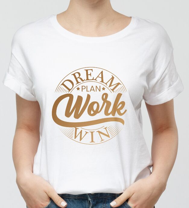 Free T-Shirt Mock-up and Design