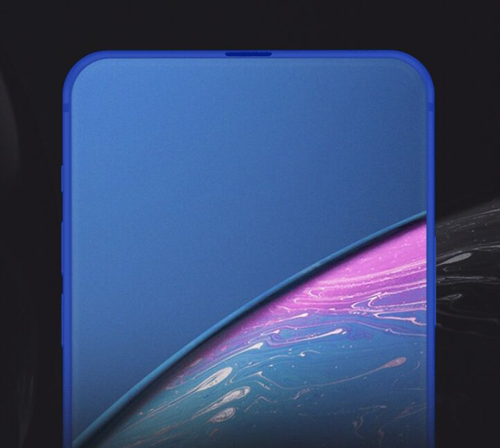 New Generation iPhone Concept Mockup Basic View