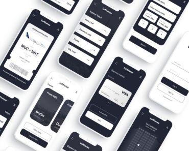 Lufthansa Concept App