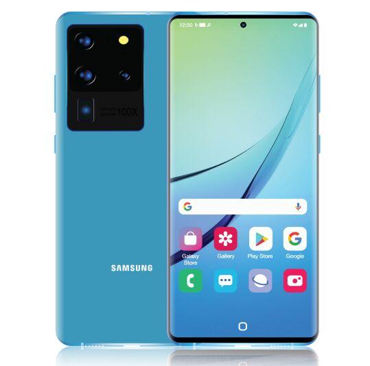 Samsung S20 mockup