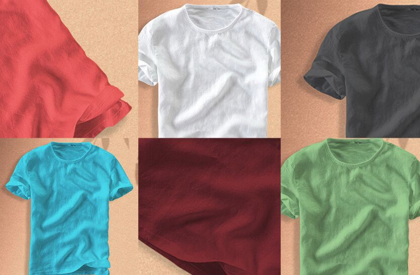 T-shirt Mockup Free Download