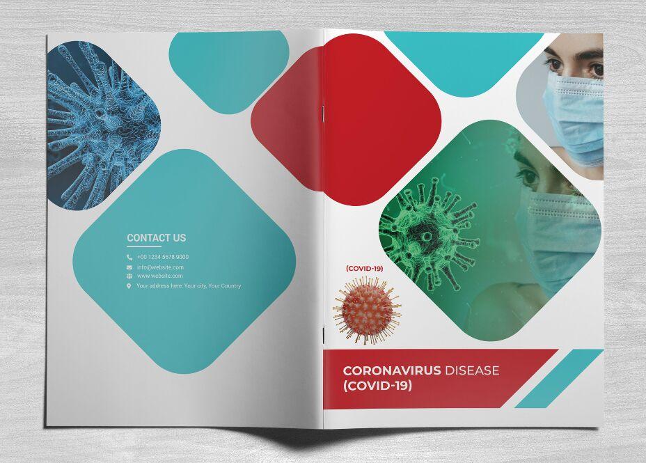 Coronavirus (COVID-19) Company Profile Template