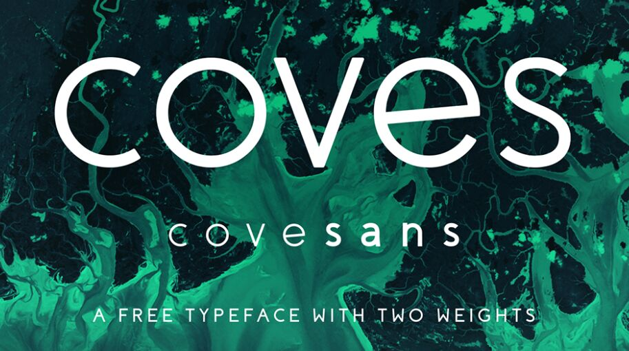 Coves Free Font