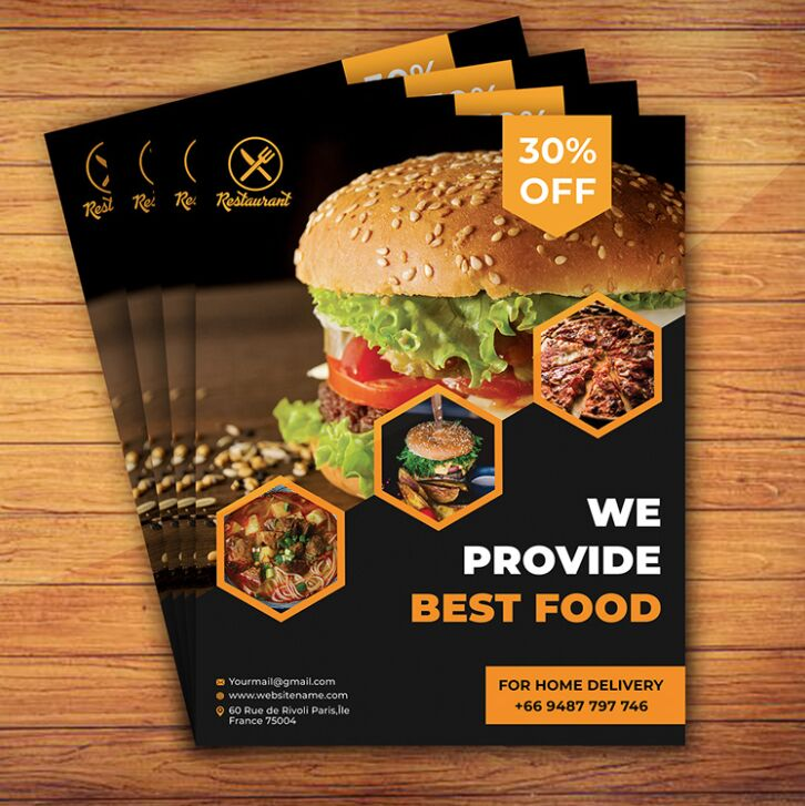 100 High Quality Free Flyer And Brochure Mock Ups 2020 Update 365 Web Resources