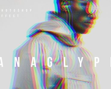 3D ANAGLYPH PHOTOSHOP EFFECT