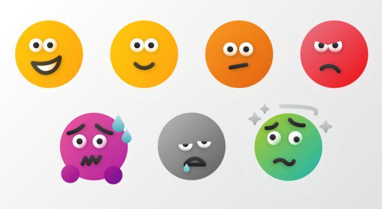 Microsoft Teams Inspired Emoji