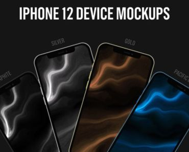 iPhone 12 Device Mockups