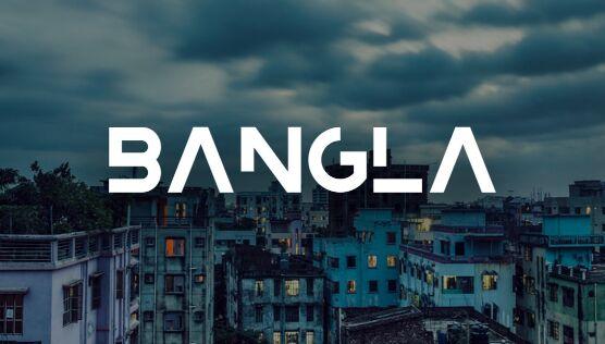 Bangladesh Font