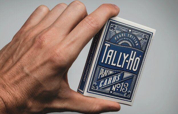 Playing Cards Box Mockup