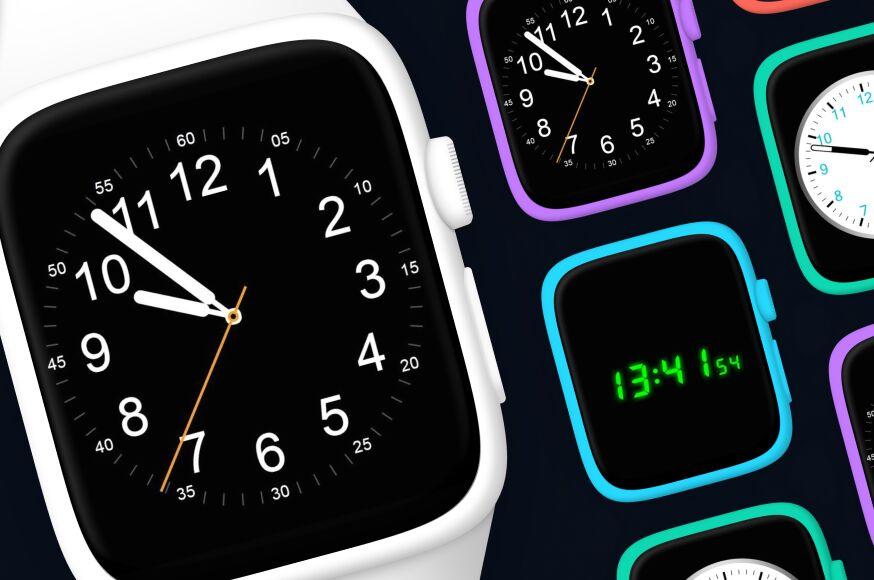Apple Watch Mockup Figma