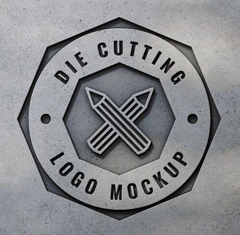 Manufacture Logo Mockup