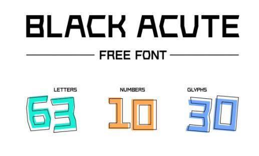 Black Acute