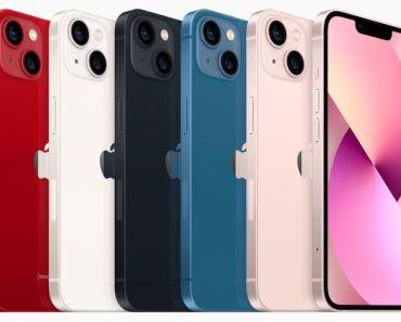 Best Free iPhone 13 Mockups