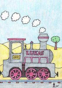 07 Lukas, die kleine Dampflok